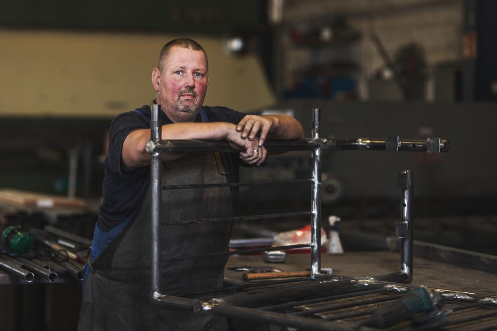 Michael Dorsel: Metallbauer Fachrichtung Konstruktionstechnik